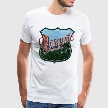 Yosemite Is Calling And I Must Go Shirt - Men's Premium T-Shirt