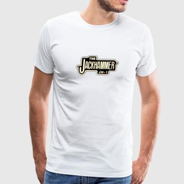 The Jackhammer - Men's Premium T-Shirt