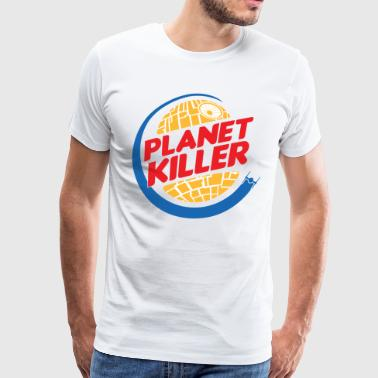 Planet Killer - Men's Premium T-Shirt