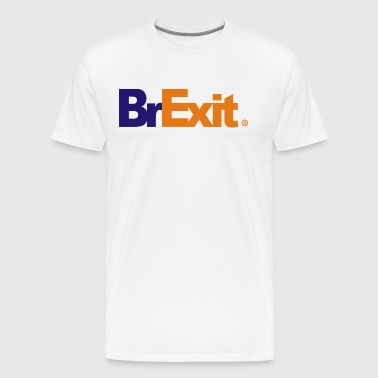 BREXIT - Men's Premium T-Shirt