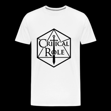 critical role - Men's Premium T-Shirt