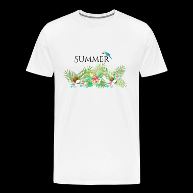"""summercontest"" - Men's Premium T-Shirt"
