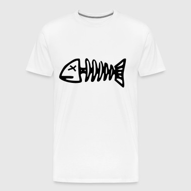 Fish Bone - Men's Premium T-Shirt