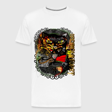 Master and Margarita - Men's Premium T-Shirt