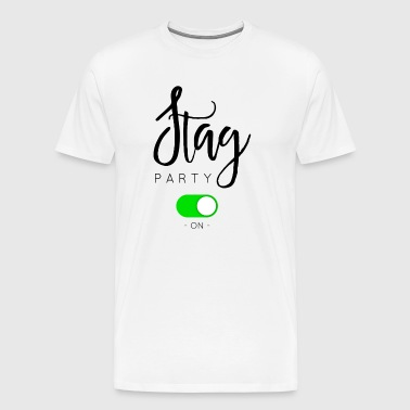 STAG PARTY - Men's Premium T-Shirt