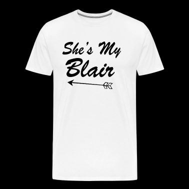 She My Blair - Men's Premium T-Shirt