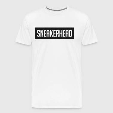 sneakerhead boost 350 black - Men's Premium T-Shirt