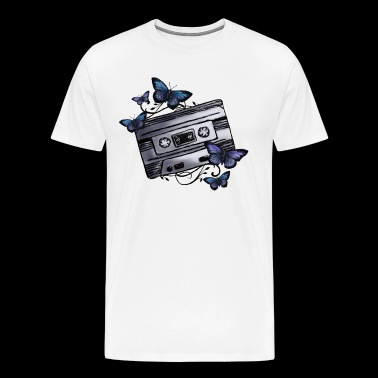 Retro Tape - Men's Premium T-Shirt