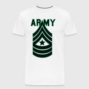 Army Symbol - Men's Premium T-Shirt