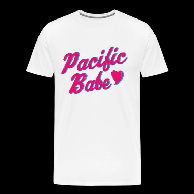 Pacific Babe - Men's Premium T-Shirt