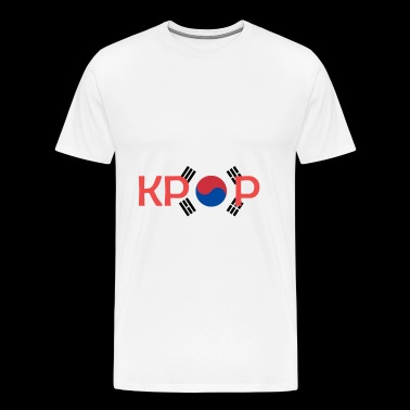 K-Pop KoreanPop korean Popmusic - Men's Premium T-Shirt
