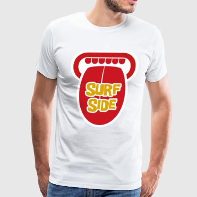 Surf Side - Men's Premium T-Shirt