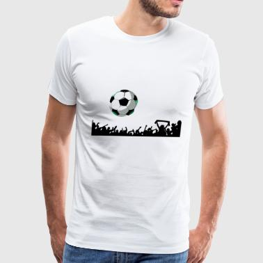 Footbal Fan - Men's Premium T-Shirt