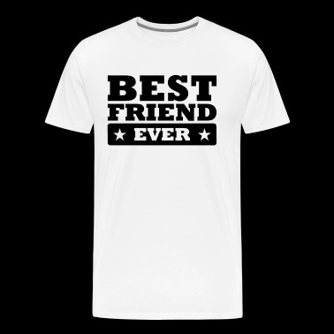 BEST FRIEND EVER - Men's Premium T-Shirt