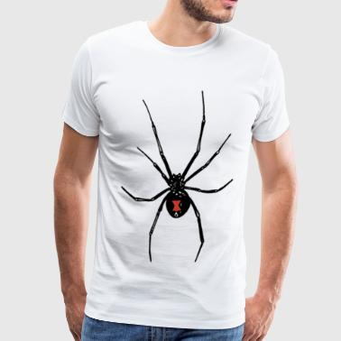 Black Widows Reach - Men's Premium T-Shirt