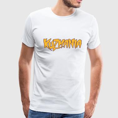 kuzmania lakers t shirt - Men's Premium T-Shirt