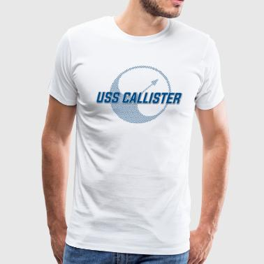 uscallister - Men's Premium T-Shirt