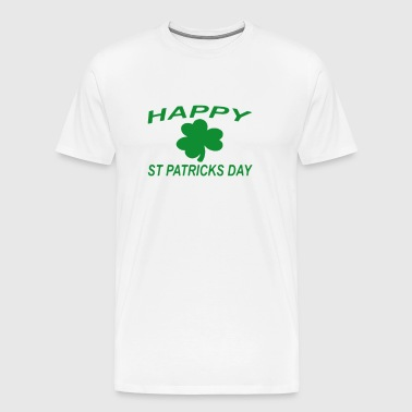 St Patricks Paddys Day - Men's Premium T-Shirt