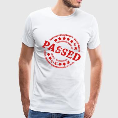 passed - Men's Premium T-Shirt