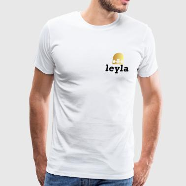 [Leyla] Skateboarding Merch Store - Men's Premium T-Shirt