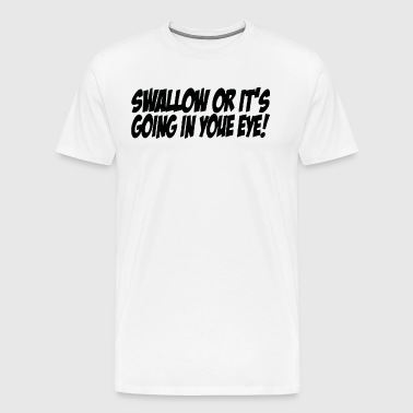 SWALLOW - Men's Premium T-Shirt