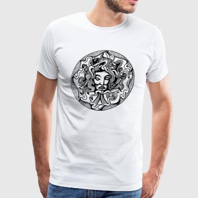 Gorgon - Men's Premium T-Shirt