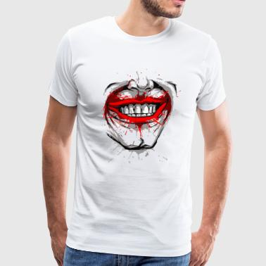 killer laughter Funny - Men's Premium T-Shirt