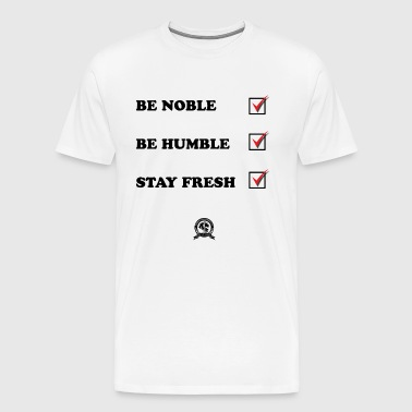 THE MOTTO - Men's Premium T-Shirt