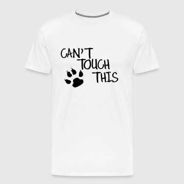 Cant touch this - Men's Premium T-Shirt