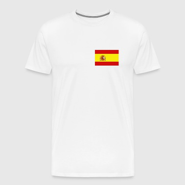 Spain Flag - Men's Premium T-Shirt