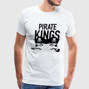 Pirate Kings The Logo - Men's Premium T-Shirt
