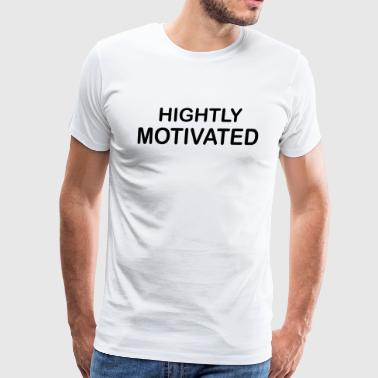 Motivated - Men's Premium T-Shirt