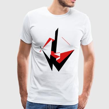 Edgy Angles - Men's Premium T-Shirt