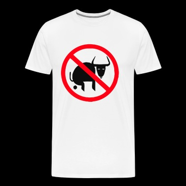 No Bull Shit - Men's Premium T-Shirt