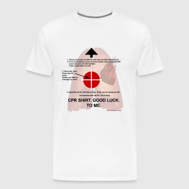 CPR - Men's Premium T-Shirt