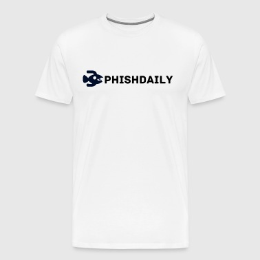 phish daily - Men's Premium T-Shirt