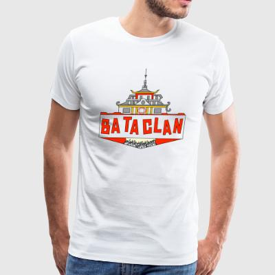 bataclan - Men's Premium T-Shirt