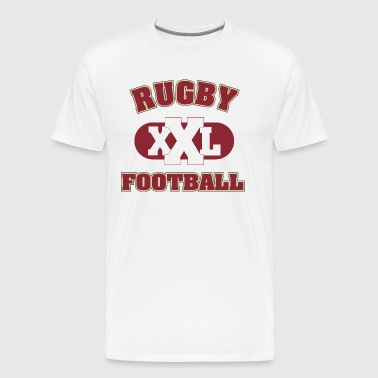 Rugby Football - Men's Premium T-Shirt