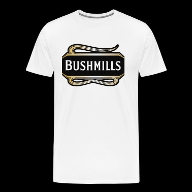 Bushmills Irish Whiskey - Men's Premium T-Shirt