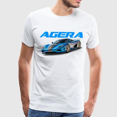 Agera - Men's Premium T-Shirt