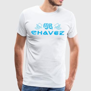 Mr Chavez - Men's Premium T-Shirt