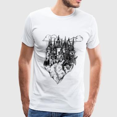 CASTLE IN THE AIR - Men's Premium T-Shirt