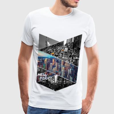 New York City T-shirt - Men's Premium T-Shirt