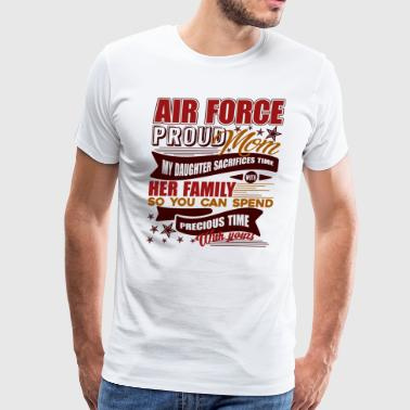 AIR FORCE MOM SHIRT - Men's Premium T-Shirt