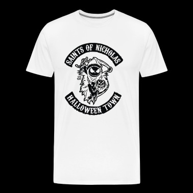 saints of nicholas - Men's Premium T-Shirt