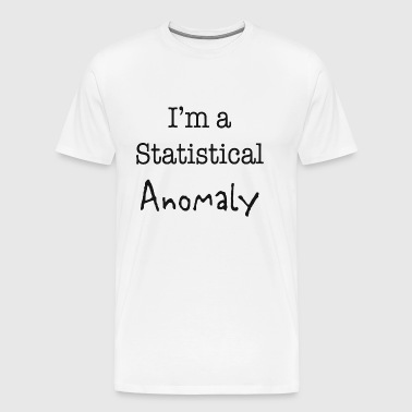 Statistical Anomaly - Men's Premium T-Shirt