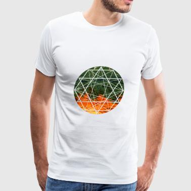 T Shirt - EARTH SCIENCE - Men's Premium T-Shirt