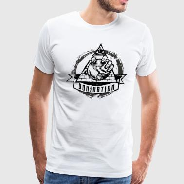 DOMINATION - Men's Premium T-Shirt