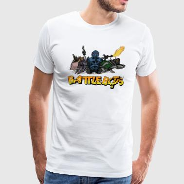 BattleBots Robot Limited Edition - Men's Premium T-Shirt