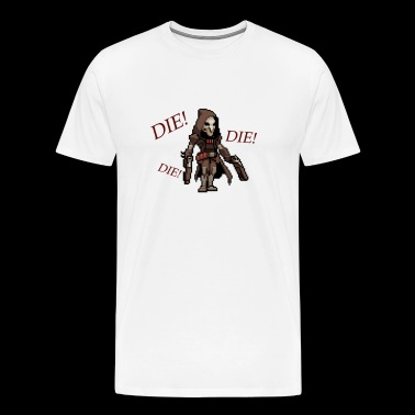 Overwatch - Reaper - Men's Premium T-Shirt
